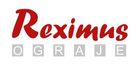 REXIMUS, ograjni sistemi, d.o.o.